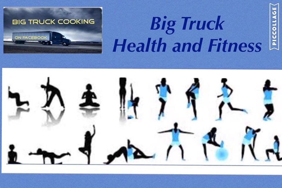 5 Fab Facebook Fitness Groups for Truckers