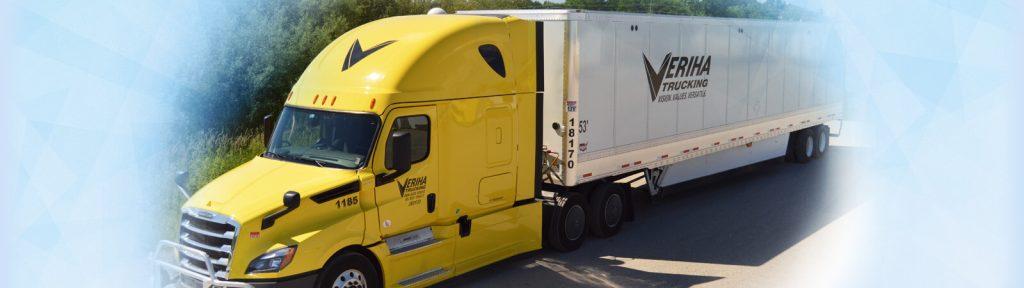 veriha trucking