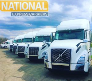 national express carriers hiring otr drivers