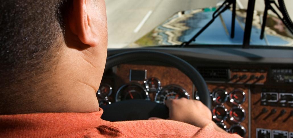 dangerous truck driving