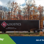 RJ Logistics job of the day