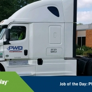 PWD Transportation CDL A Jobs