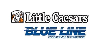 blue line food distrubition