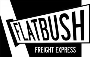 Flatbush freight express logo