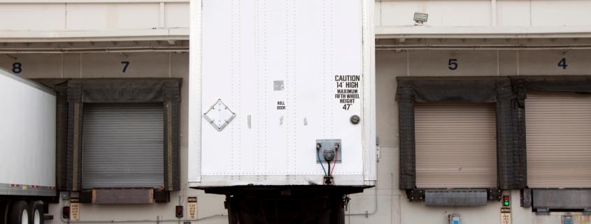 loading dock etiquette