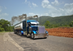 Peterbilt truck
