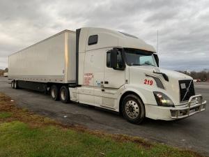US Cargo Trucking truck