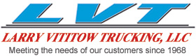 Larry Vititow Trucking logo