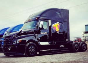 Super T Transport truck