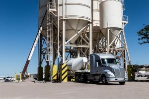 US Transport truck