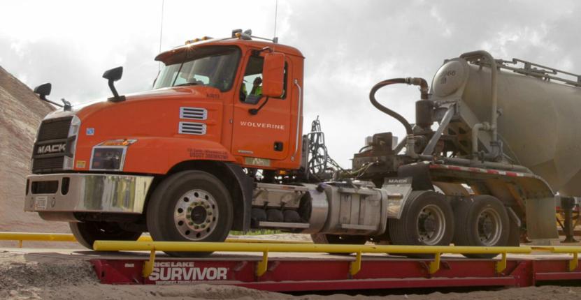Wolverine Trucking