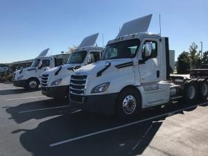 sunrise transport trucks