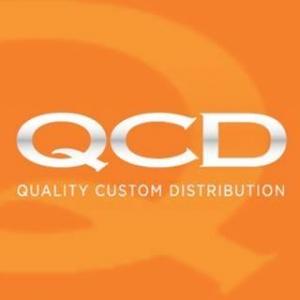 quality custom distribution logo