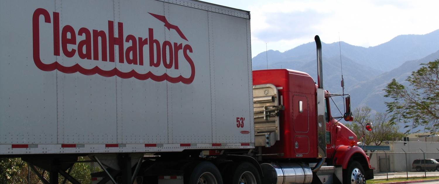 Clear Harbors driver
