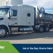 Enviro-Safe Job of the Day
