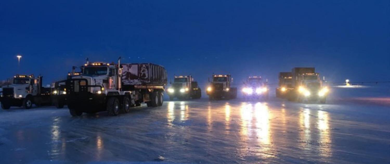 Ice Road Trucker Jesse