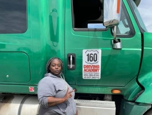 New CDL Driver, Brittany