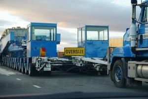 oversized load